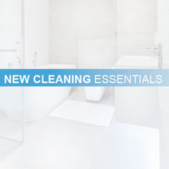 NEW CLEANING RANGE