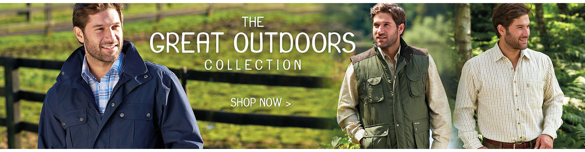 New Outdoor/Gardening Range