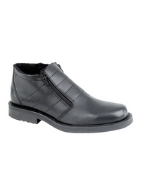 THERMAL LINED ZIPPED BOOT