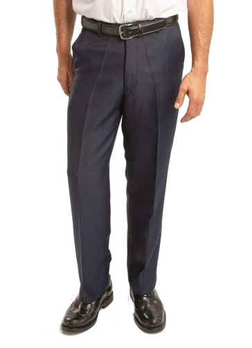 Luxury Wool Blend Trouser