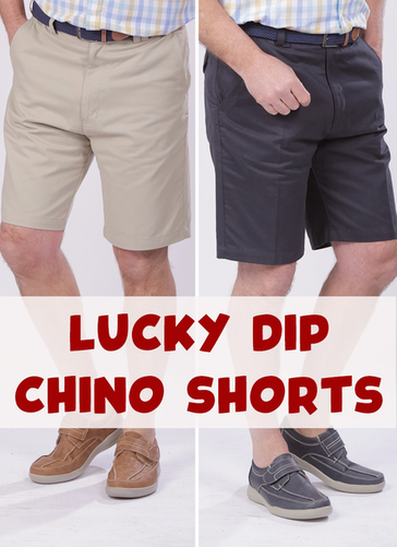 Lucky Dip Chino Shorts