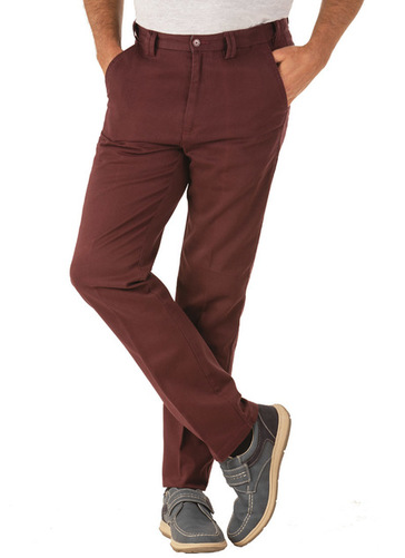 Premium Cotton Travel Chino