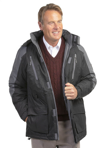 Windstorm Waterproof Padded Coat