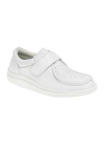 White Bowling Shoe