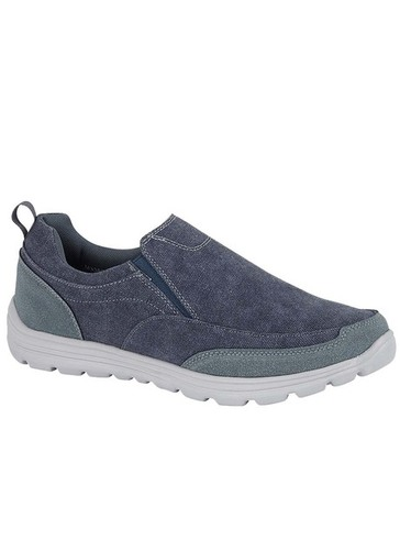 Canvas Slip On Shoe