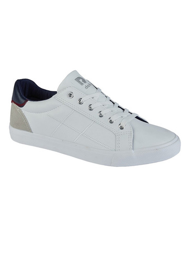 Classic Everyday Lace Up Trainer