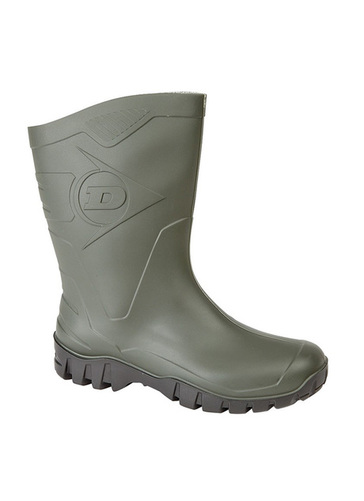 Dunlop Calf Waterproof Wellington Boots