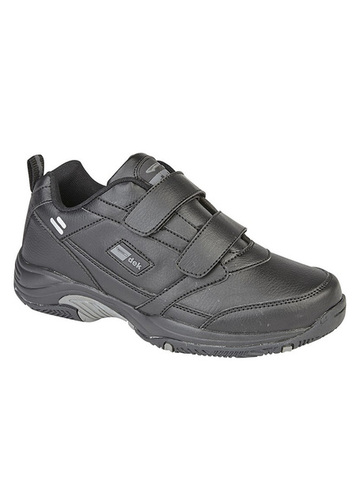 Comfort Touch Fasten  Wide Fit Trainer