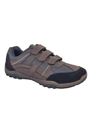 Triple Touch Fasten Velcro Trainer