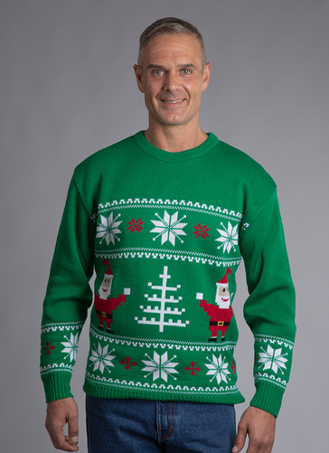 Xmas Crew Neck Sweater