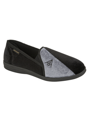 Dunlop Velour Slippers