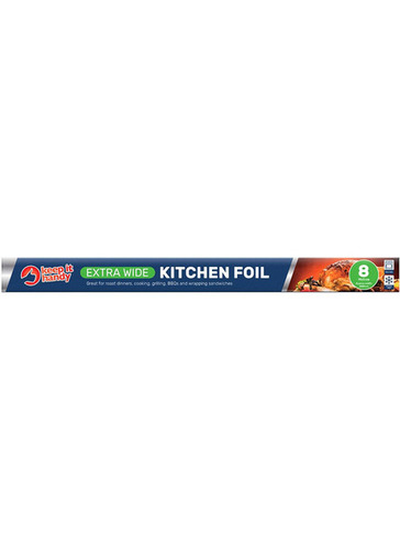Extra Wide Kitchen Foil