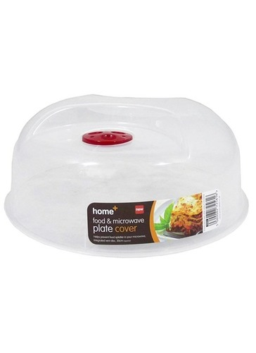 Microwave Plastic Food Cover