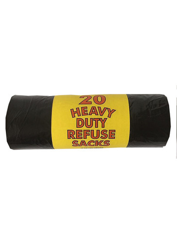 Extra Heavy Duty Refuse Sacks