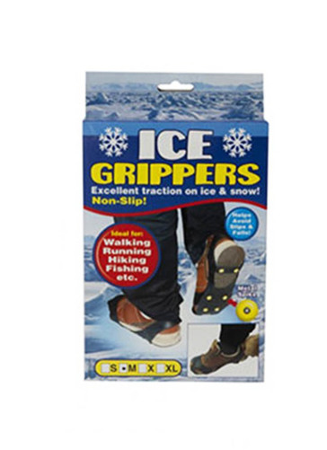 RUBBER ICE GRIPPER SHOE ATTACHMENT