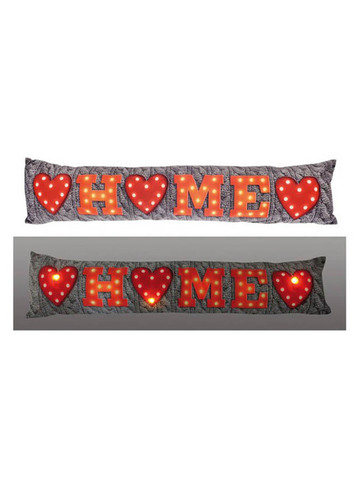 Light Up Xmas Draught Excluders