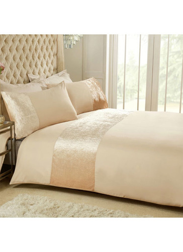 Luxury Velvet Cuff Duvet Set