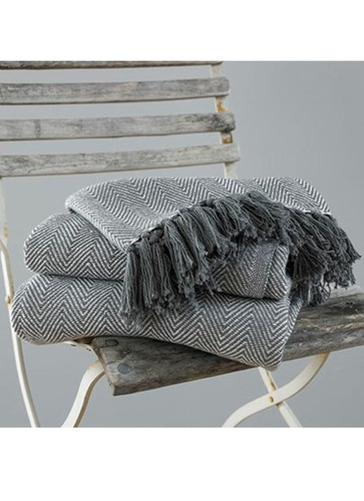 Traditional Como Design Cotton Throws
