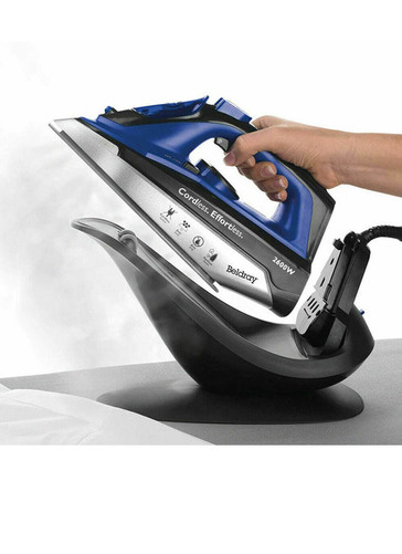 2 In 1 Cordless Iron