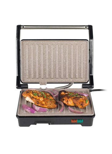 Fold Out Health Grill