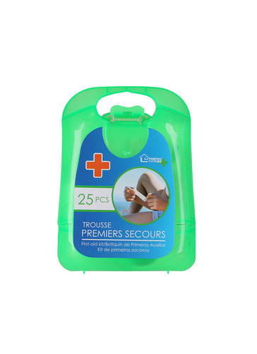 First Aid Kit 25 Pcs