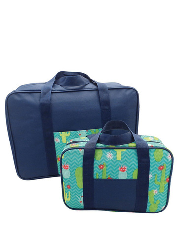 2 Pack Insulated Cooler Bags