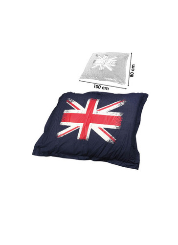 Dog Cushion Uk Flag