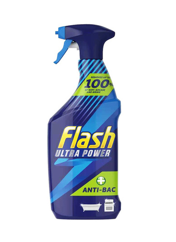 Flash Anti Bac Ultra Power Spray