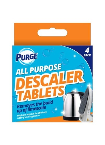 All Purpose Descaler Tablets 4 Pack