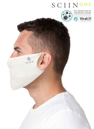Sciin One Anti Viral Face Mask