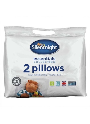 Silentnight Pillows 2 Pack