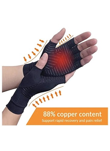 ATHRITIC COMPRESSION GLOVES