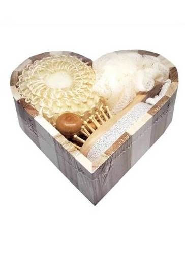 5PC LUXURY BATH SET