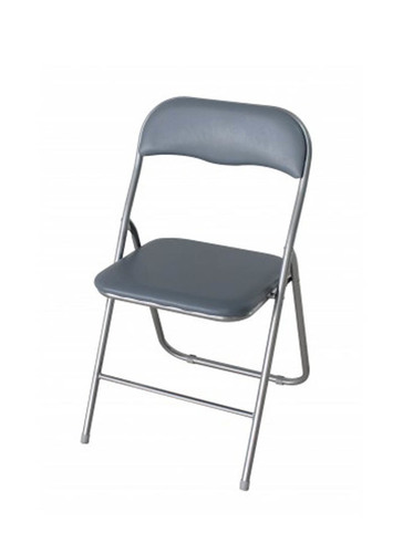 FOLDABLE CHAIR GREY