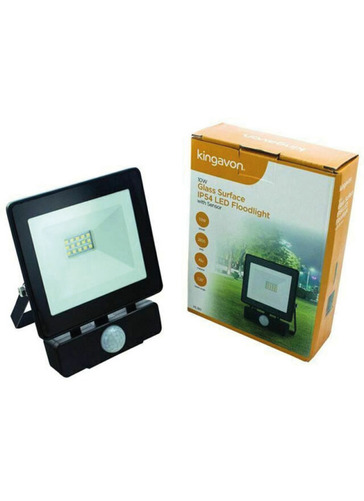 Outdoor Floodlight With Sensor