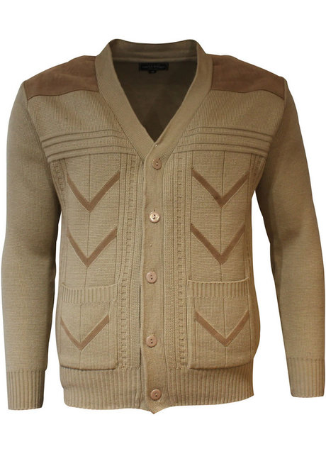 KENT BUTTONED CARDIGAN